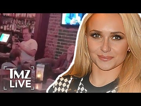 [TMZ]  Hayden Panettiere Gets (Fake) Engaged!