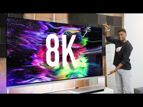 External Review Video 07_IZIoN60Q for LG SIGNATURE Z9 88 8K OLED TV (OLED88Z9PUA)