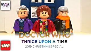 LEGO Doctor Who: Thrice Upon a Time (2019 Christmas Special)