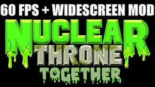 Nuclear Throne Together [ 60 FPS Widescreen Mod ] Link And Instructions In Description