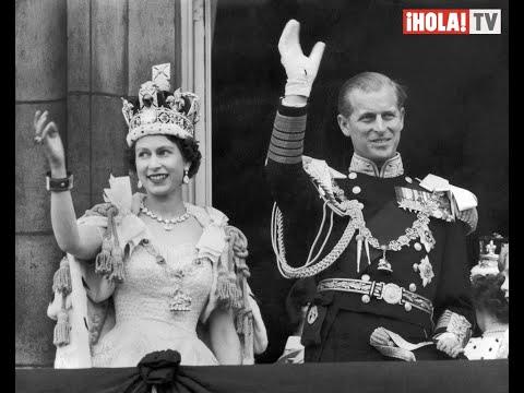 La historia detrás de la coronación de Isabel II cuando ella tenía 25 años   ¡HOLA! TV