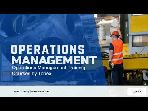 Learn About Operations Management, Top 8 Operations ... - YouTube