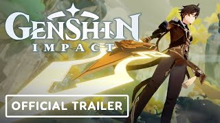 Genshin Impact - Official Zhongli Gameplay Trailer