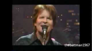 John Fogerty Down On The Corner/Bad Moon Rising/Proud Mary Live