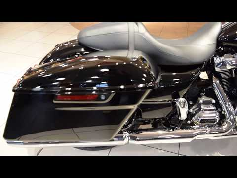 2019 Harley-Davidson Touring FLTRX Road Glide Chrome Turbine Wheels