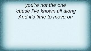 Stroke 9 - We Were Wrong Lyrics