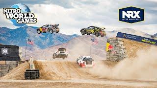 Nitro Rallycross Championship Race