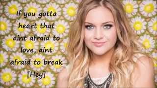 Dibs by Kelsea Ballerini w/ on screen lyrics