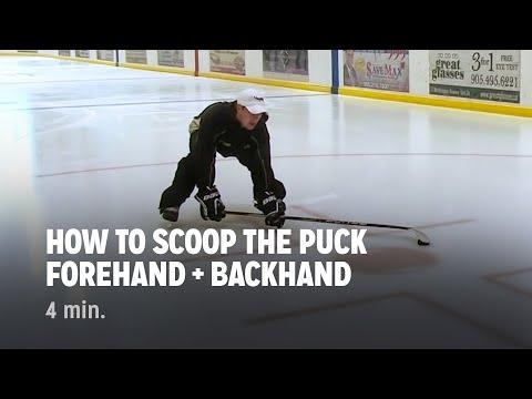 iTrain Hockey - Picking Up The Puck