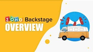 Zoho Backstage video