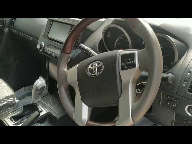 Toyota Prado TX 2.7 2014 for Sale in Karachi