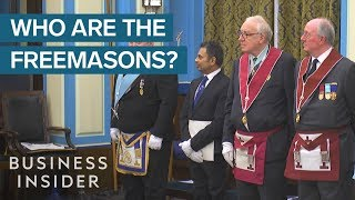 What Its Like To Be A Freemason, According To Members Of The Secret Society