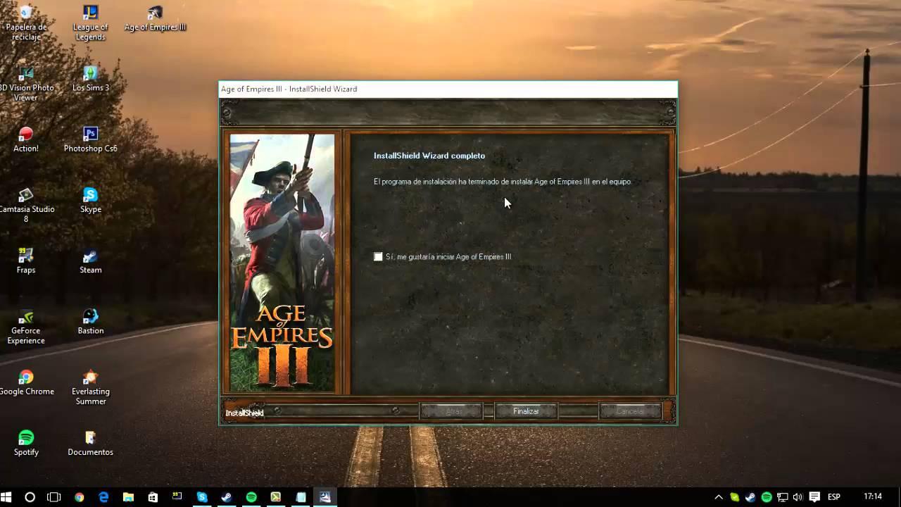 Descargar e Instalar Age Of Empires III [FULL-ESPAÑOL][MEGA 2016] 100% Full Crackeado