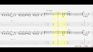 Judas Priest Tabs - Johnny B. Goode (rhythm)