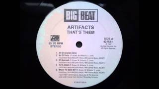 The Artifacts - Art of Facts