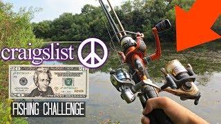 $20 Craigslist Fishing Challenge!! (Crazy Find!) | Kholo.pk
