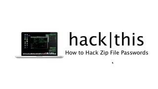 How To: Crack a Password-Protected Zip File