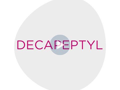Administración Decapeptyl