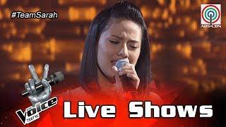 The Voice Teens Philippines Live Show: Nisha Bedaña - All I Ask