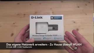 D-Link DAP-1320 - endlich überall zu Hause WLAN