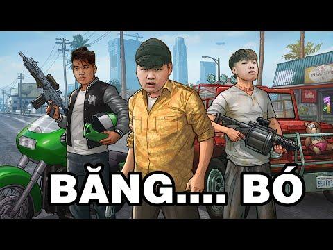 Channy Triệt Phá Băng Nhóm Trấn Lột - GTA V Roleplay