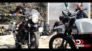 Royal Enfield Himalayan | Launch Alert | PowerDrift