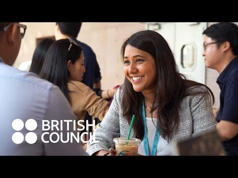 Mandarin stories: Nishat Ali, language learner