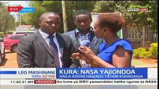 Maoni ya wakili wa Nyeri kutokana na NASA kujiondoa katika ugombeaji wa urais