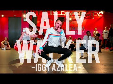 Iggy Azalea - Sally Walker | Hamilton Evans Choreography