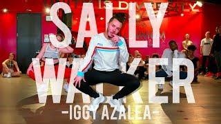 Iggy Azalea   Sally Walker | Hamilton Evans Choreography