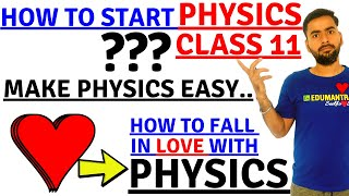 HOW TO STUDY PHYSICS TO GET GOOD MARKS || HOW TO START LEARNING PHYSICS IN CLASS 11