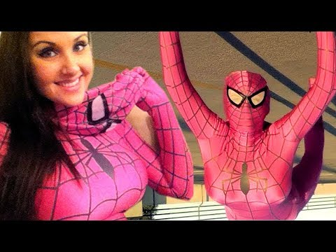Spiderman In Real Life Song (For Kids) | Screen Team
