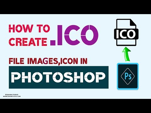 How To Create (.ICO) FAVICON File In Photoshop Best Way To Create Your Own  ICO File Mp3