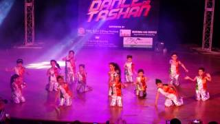 The Disco Song | INDIA WAALE | Uff | SHARABI dance by step2step dance studio