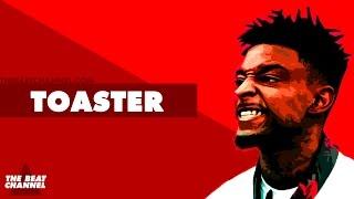 'TOASTER' Hard Trap Beat Instrumental 2017 | Dark Rap Beat Hiphop Freestyle Trap Type Beat | Free Dl