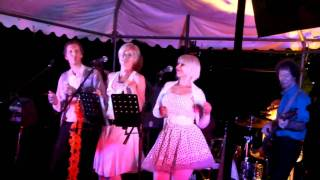 Surrey/Berkshire/Sussex/Hants party/wedding band hire - live clip You Sexy Thing - Famous Five Band