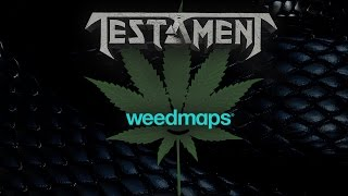 TESTAMENT - The song 'Canna Business' and the marijuana industry (OFFICIAL TRAILER)
