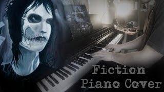 Avenged Sevenfold - Fiction - Piano Cover