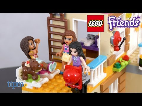 Lego Friends Friendship House From Lego