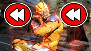 Injustice 2 All Super Moves in Reverse