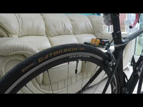 Continental Gatorskin Folding Road Tyres – 12,000km+ Review (ZERO Punctures!!!)