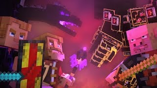 """Dragonhearted"" - A Minecraft Original Music Video"