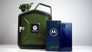 350€ Geheimtipp? - Motorola Moto G 5G Plus Unboxing (Deutsch) | SwagTab