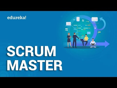 Scrum Master Training Video | Who is a Certified Scrum Master ...