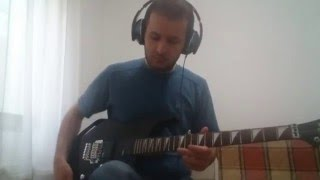 Anathema  - Transacoustic Cover   Jackson JS32 RT   Guitar Rig 5