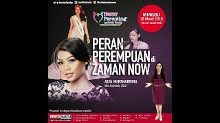 Tips Parenting Happy Parenting with Novita Tandry Episode 60 : Peran Perempuan Zaman Now