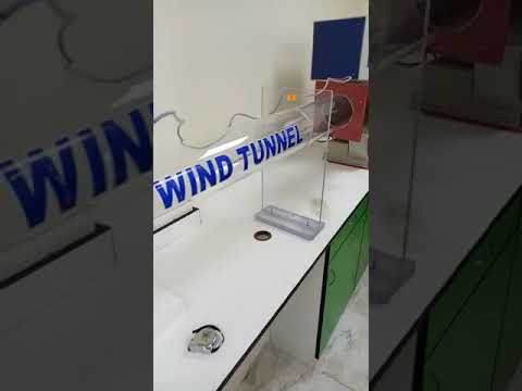 Table Top Wind Tunnel for Velocity Calibration