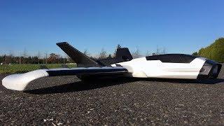 ZOHD Dart XL Extreme 1000mm FPV Wing Runcam 2 Onboard Footage