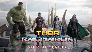 Thor Ragnarok - trailer (2017). Тор 3: Рагнарек - трейлер дублированный. Халк Умрет.