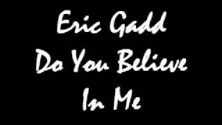 Dior's Collection:  Eric Gadd   Do You Believe In Me.mp4